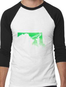 Annapolis Men's Baseball ¾ T-Shirt