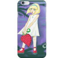 Beware. iPhone Case/Skin