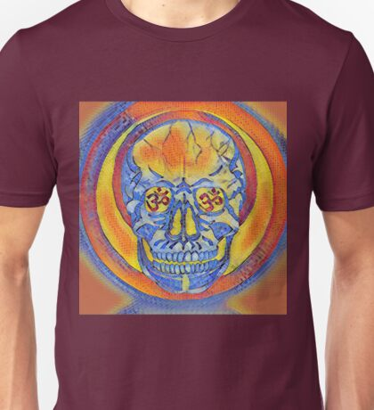Auminous Eyes Mosaic Unisex T-Shirt