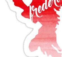Frederick Sticker