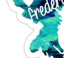 Frederick Sticker