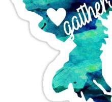 Gaithersburg Sticker