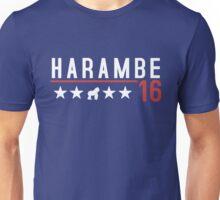 Harambe for President 2016 Unisex T-Shirt