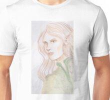 Watercolor Elf Unisex T-Shirt