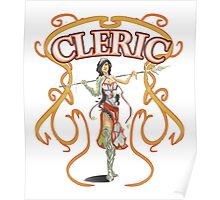 The Cleric Poster