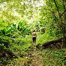 exploring the Grenadian Rainforest by globeboater