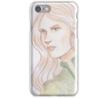 Watercolor Elf iPhone Case/Skin