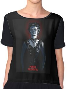Penny Dreadful Chiffon Top