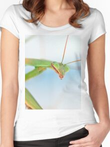 Aboard the Mothership Women's Fitted Scoop T-Shirt