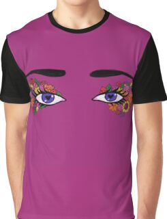 Window to the Soul Graphic T-Shirt