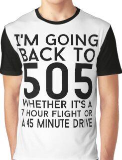 505 Graphic T-Shirt