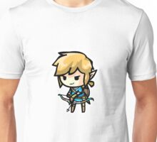 Chibi Breath Of  The Wild Link Unisex T-Shirt