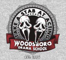Woodsboro Drama School by samRAW08