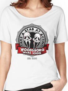 Woodsboro Drama School Women's Relaxed Fit T-Shirt