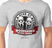 Woodsboro Drama School Unisex T-Shirt