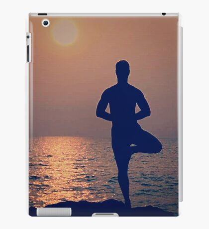 Best Yoga iPad Case/Skin