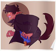 Werewolf Karamatsu Poster