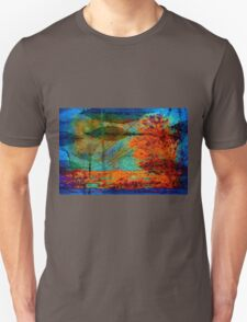 Autumn tree Unisex T-Shirt