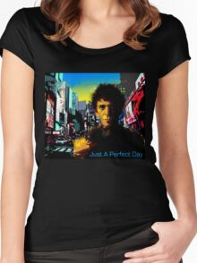 Just A Perfect Day Women's Fitted Scoop T-Shirt