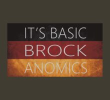 Basic Brockanomics by jkwrestling