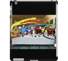 Stan Lee's Super Supper iPad Case/Skin