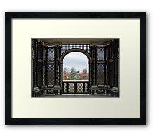 Schonbrunn Palace - Vienna - Austria Framed Print