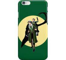 Loki and Kid Loki!  iPhone Case/Skin