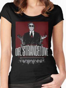 Dr. Strangelove Women's Fitted Scoop T-Shirt