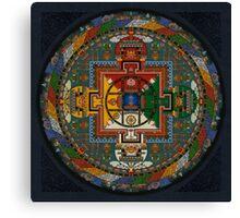 Mandala of Yamantaka Canvas Print