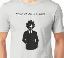 Pimp of All Saiyans Unisex T-Shirt
