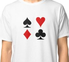 Playing Cards Classic T-Shirt