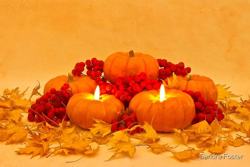 """""""Then We Had Pumpkin Pie"""" by Sandra Foster"""