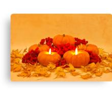"""""""Then We Had Pumpkin Pie"""" Canvas Print"""