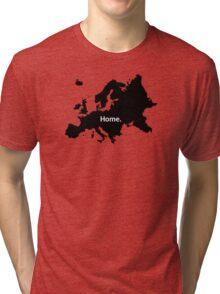 Europe Home Tri-blend T-Shirt