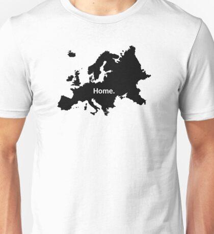 Europe Home Unisex T-Shirt