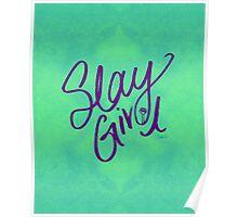 Slay Girl Poster