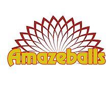 Amazeballs Photographic Print