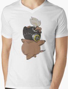 Roadhog Spray  Mens V-Neck T-Shirt