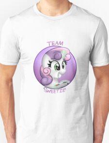 Team Sweetie Belle! Unisex T-Shirt