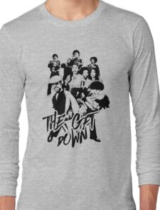 get down on it Long Sleeve T-Shirt