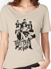get down on it Women's Relaxed Fit T-Shirt