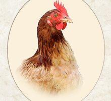 Little Red Hen by Penny Alexander