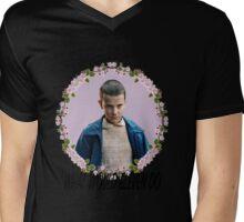 Eleven - Millie Bobby Brown - Stranger Things  Mens V-Neck T-Shirt