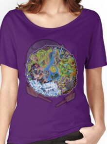 Island Of Angels Women's Relaxed Fit T-Shirt