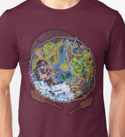 Island Of Angels Unisex T-Shirt