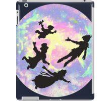 Never Grow Up Peter Pan Neverland iPad Case/Skin