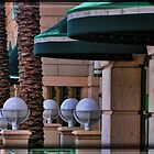 Orbs on Las Olas Three and Then Some by GolemAura