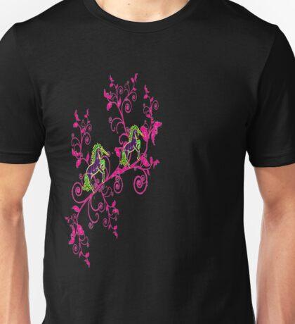 Fantasy, unicorns Unisex T-Shirt