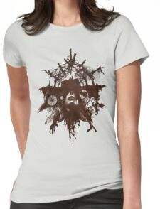 Resident Evil 7 - Special Event T Design Womens Fitted T-Shirt