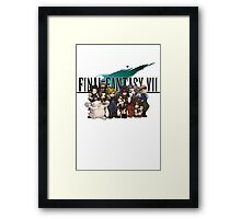 Final Fantasy Vll Framed Print